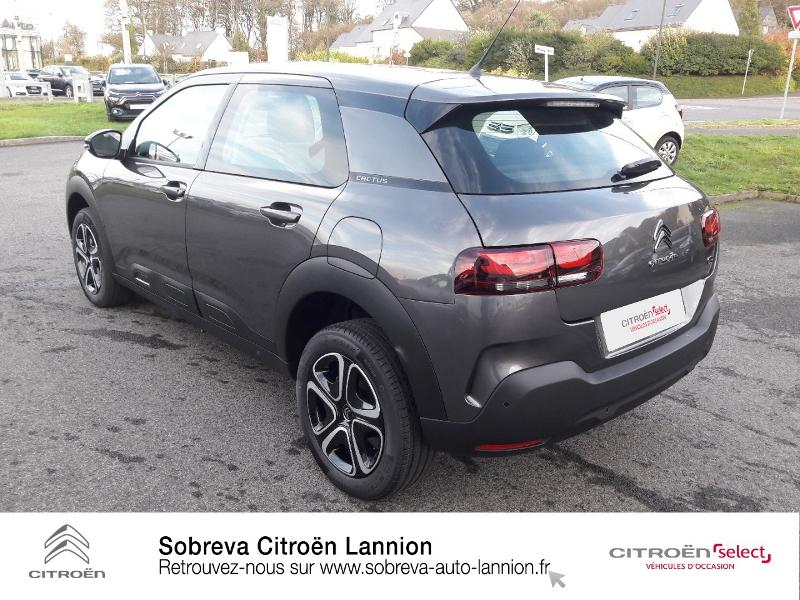 Photo 7 de l'offre de CITROEN C4 Cactus BlueHDi 100ch S&S Feel E6.d à 17990€ chez Sobreva - Citroën Lannion