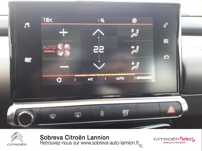 Photo 12 de l'offre de CITROEN C4 Cactus BlueHDi 100ch S&S Feel E6.d à 17990€ chez Sobreva - Citroën Lannion