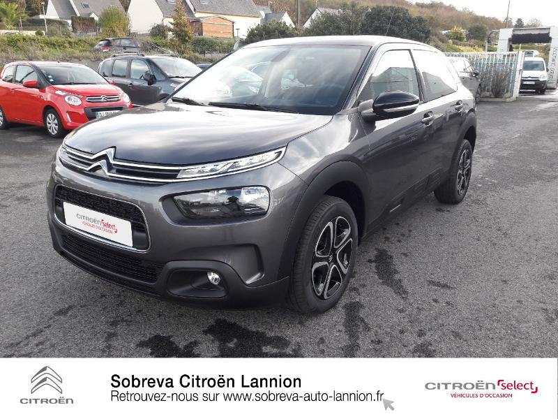 Photo 16 de l'offre de CITROEN C4 Cactus BlueHDi 100ch S&S Feel E6.d à 17990€ chez Sobreva - Citroën Lannion