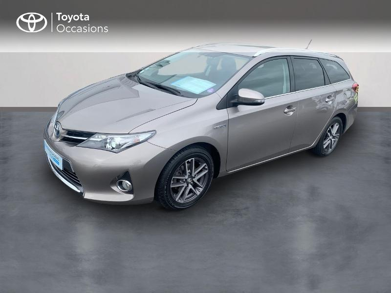 Toyota Auris Touring Sports HSD 136h Feel! Hybride SEPIA Occasion à vendre