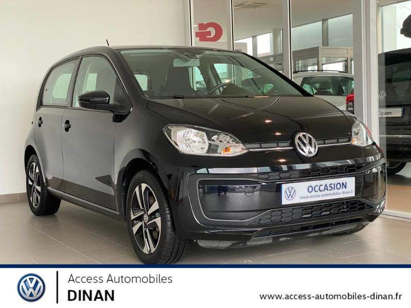 Volkswagen up! 1.0 60ch BlueMotion Technology Move up! 5p Euro6d-T Essence NOIR INTENSE Occasion à vendre