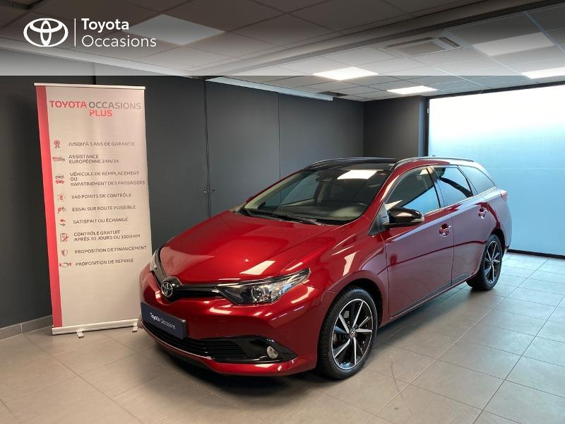Toyota Auris Touring Sports 1.2 Turbo 116ch Collection Essence Rouge Occasion à vendre