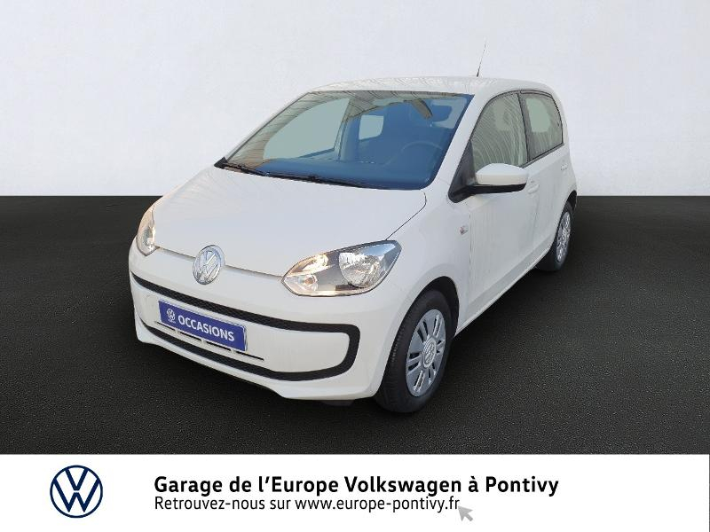 Volkswagen up! 1.0 75ch Move up! 5p Essence BLANC CANDY Occasion à vendre