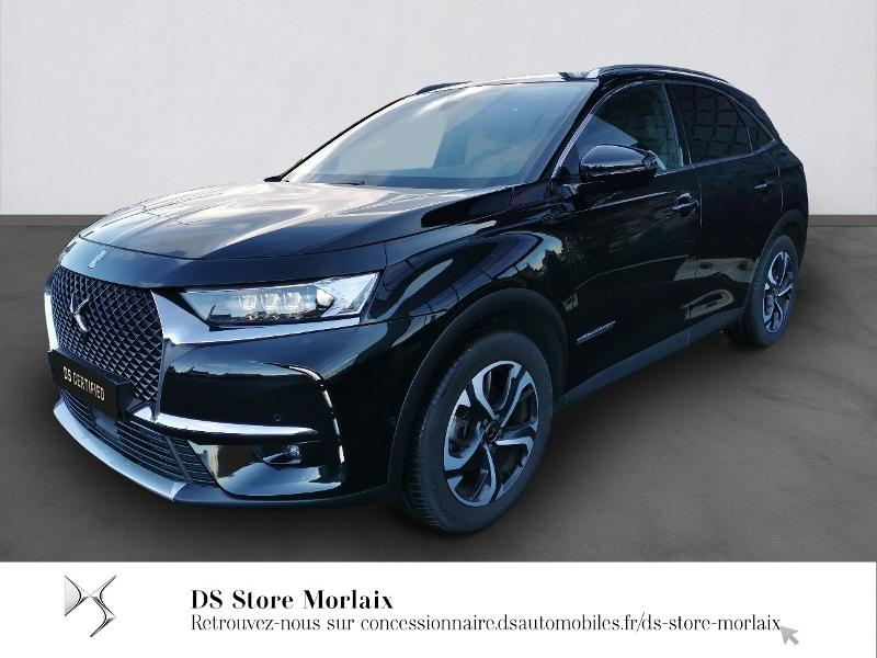 Ds DS 7 Crossback BlueHDi 180ch So Chic Automatique Diesel NOIR PERLA NERA Occasion à vendre