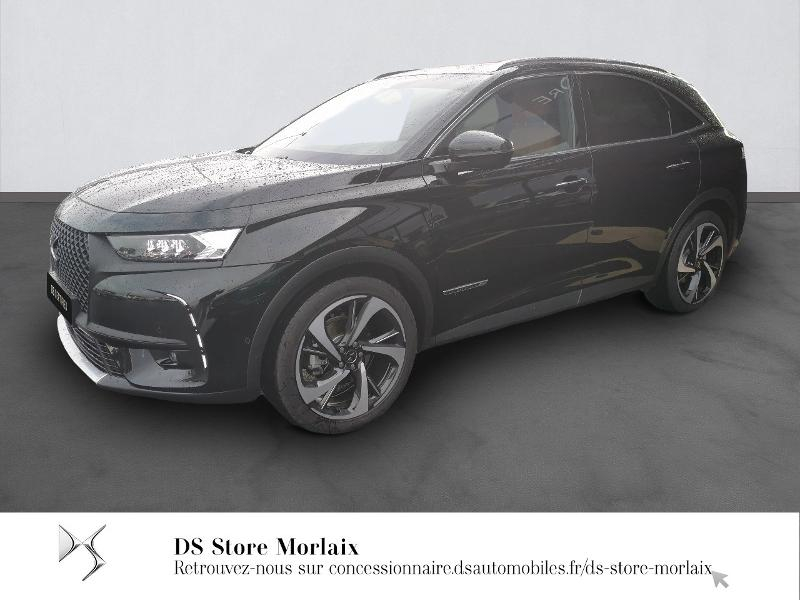 Ds DS 7 Crossback PureTech 225ch Grand Chic Automatique Essence NOIR PERLA NERA META Occasion à vendre