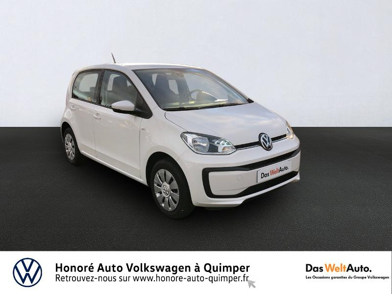 Volkswagen up! 1.0 75ch BlueMotion Technology Move up! 5p Euro6d-T Essence BLANC CANDY Occasion à vendre