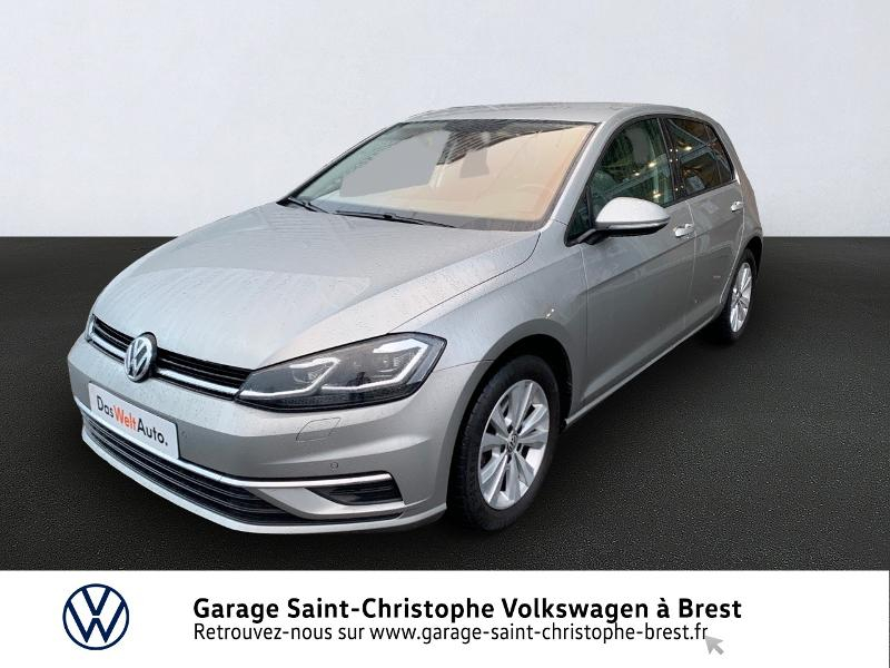 Volkswagen Golf 1.4 TSI 125ch BlueMotion Technology Confortline 5p Essence GRIS TUNGSTENE METAL Occasion à vendre