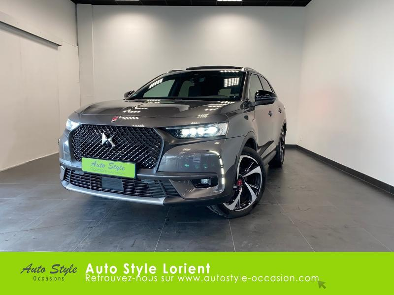 Ds DS 7 Crossback BlueHDi 180ch Performance Line + Automatique 128g Diesel GRIS Occasion à vendre