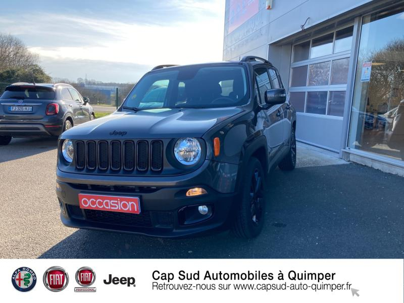 Jeep Renegade 1.6 MultiJet S&S 95ch Brooklyn Edition Diesel Granite Crystal Occasion à vendre